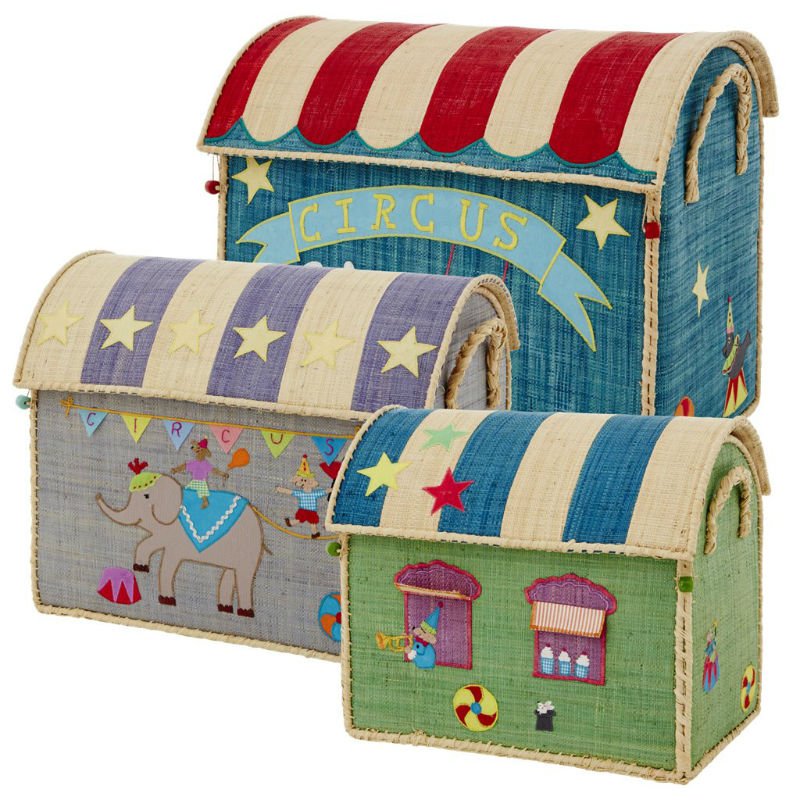Storage Boxes, Baskets & Toys