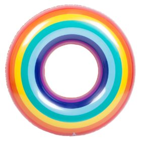 rainbow ring inflatable