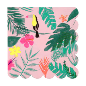 Tropical Party Theme