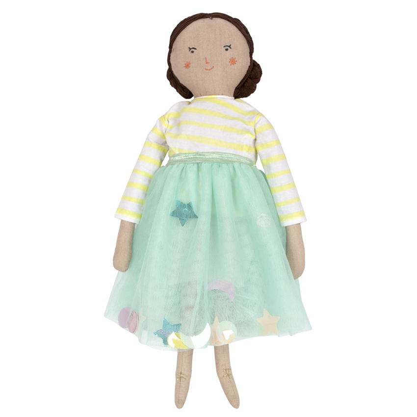 cb5a8391e4e5 Pretty Dolly - Lila - By Meri-Meri - Pinks & Green